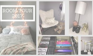 Inspirational How To Make A Small Room Work | Tumblr Room Tour - Youtube for Elegant Small Bedroom Ideas Tumblr