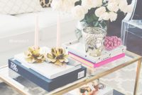 Inspirational Ikea Vittsjo Coffee Table Hack – The Pink Dream throughout Ikea Coffee Table Hack
