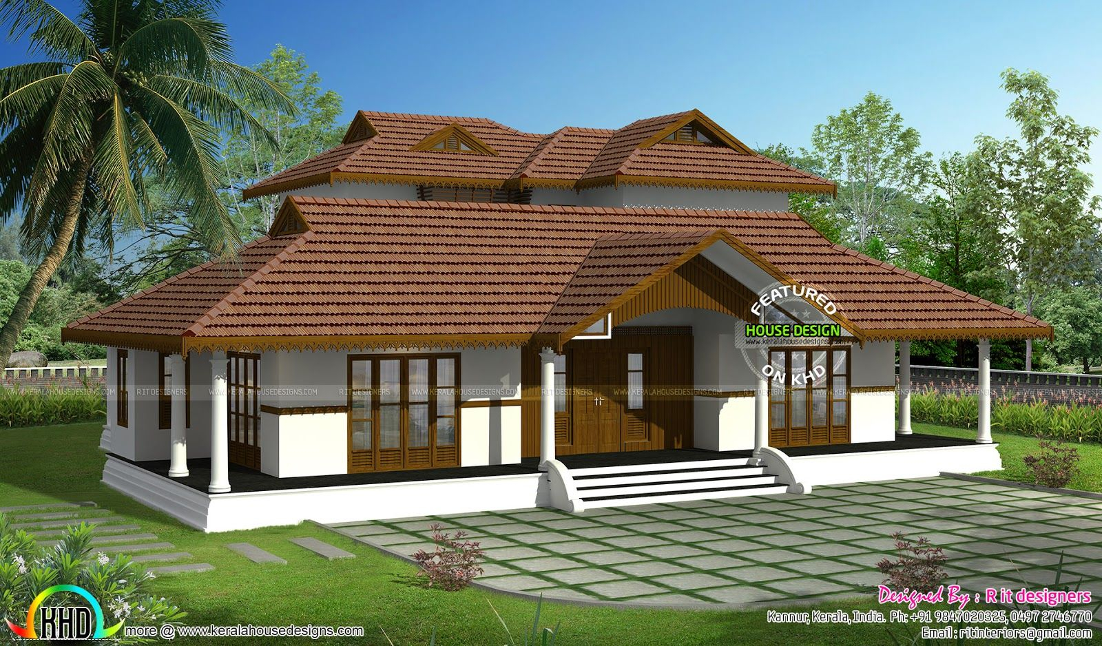 Inspirational Image Result For Traditional Kerala Homes | Homes | Pinterest pertaining to Inspirational Kerala Traditional House Plans With Photos