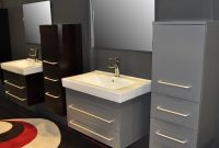 Inspirational Inexpensive Bathroom Cabinets New In Cool White Vanity Slim Cabinet inside Inexpensive Bathroom Vanity