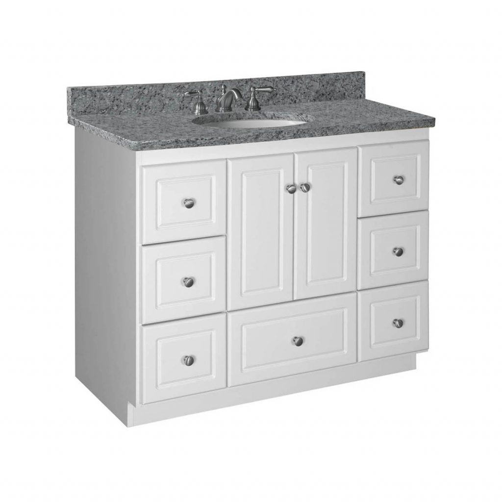 Inspirational Interesting Idea 42 Bathroom Vanity Cabinets Home Decor Good Inch with regard to Elegant 42 Bathroom Vanity Cabinets