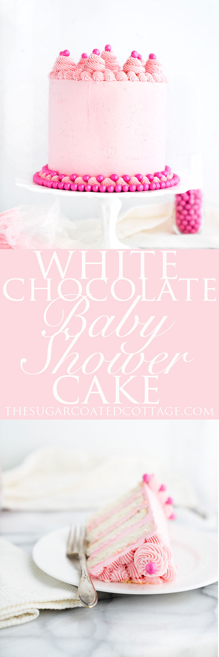 Inspirational It's A Girl! Baby Shower Cake And Virtual Baby Shower - with regard to Baby Shower Cake Recipes