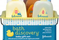 Inspirational Johnson's Bath Discovery Baby Gift Set, 8 Items – Walmart regarding High Quality Walmart Gift Registry Baby Shower
