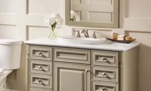 Inspirational Kraftmaid Bathroom Vanity | Bedroom Furniture | Pinterest | Small intended for Set Kraftmaid Bathroom Cabinets