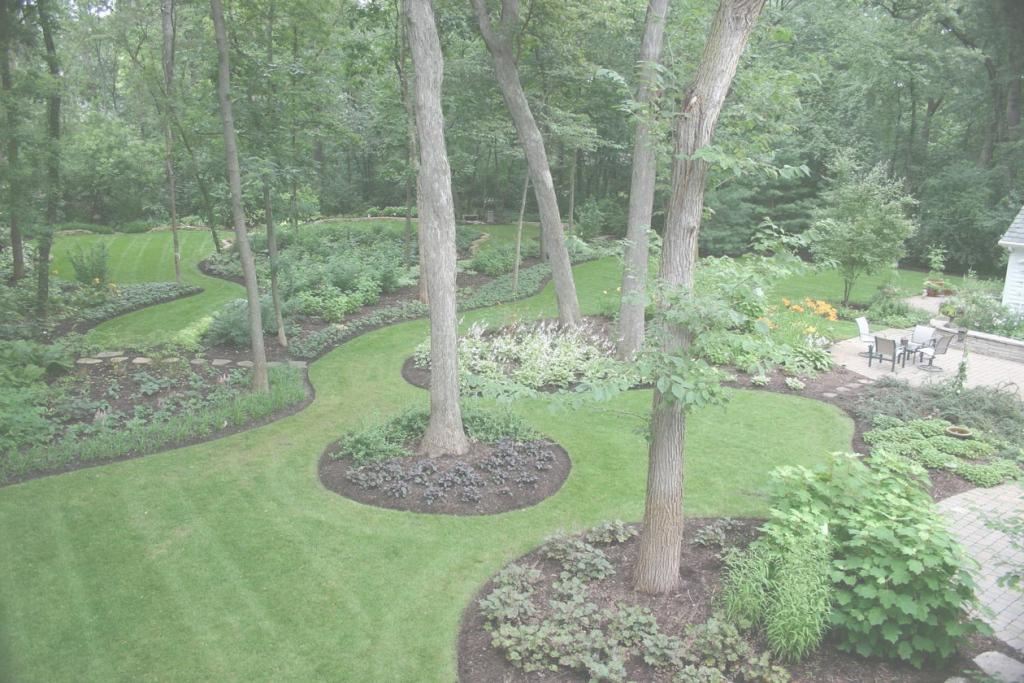 Inspirational Landscaping Ideas For Big Backyards Beeindruckend Backyard Design regarding Big Backyard Ideas