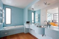 Inspirational Light Blue Bathroom – Angels4Peace within High Quality Blue Bathroom Photos