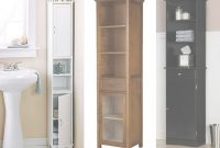 Inspirational Likeable Amazing Narrow Bathroom Cabinets 1 Tall Storage In White in Bathroom Storage Cabinet Ideas