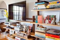 Inspirational Living Room Built-In Shelves | Hgtv within Fresh Living Room Shelving