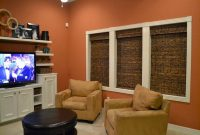 Inspirational Living Room: New Burnt Orange Paint Color Living Room – Home Design regarding Luxury Burnt Orange Living Room