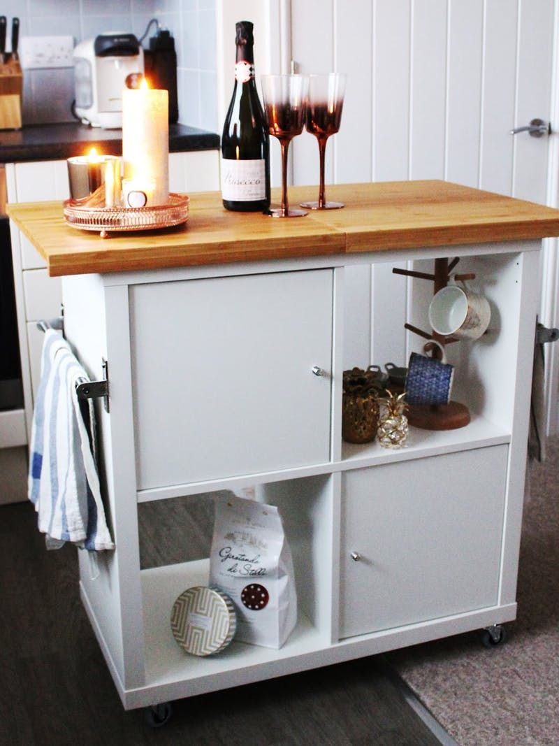 Inspirational Make It: Kitchen Islands Created With Ikea Products | Ikea Hack with regard to Ikea Hack Kitchen Island