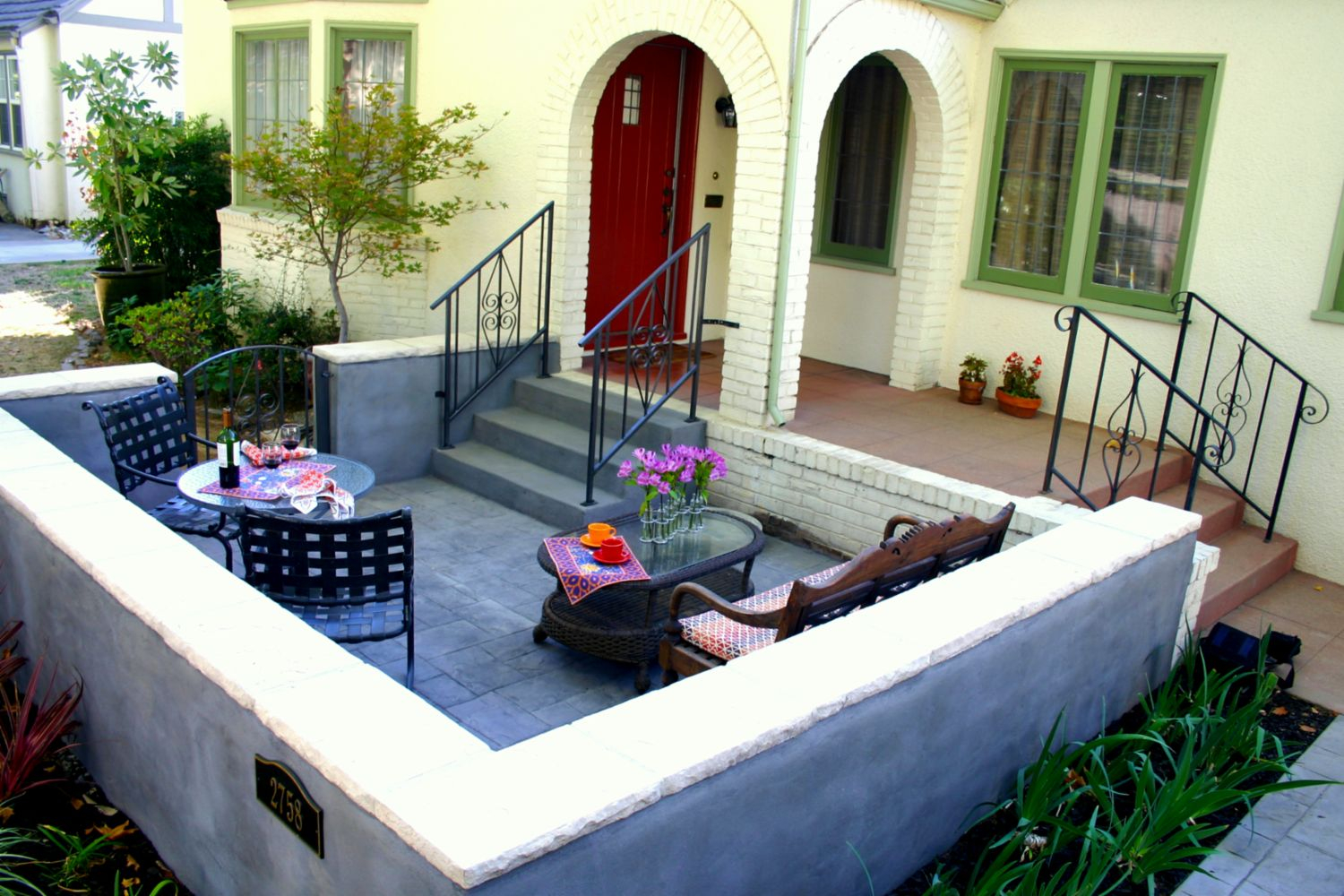 Inspirational Masonry And Concrete Works In Sacramento, Ca - California Backyard within Fresh California Backyard Roseville