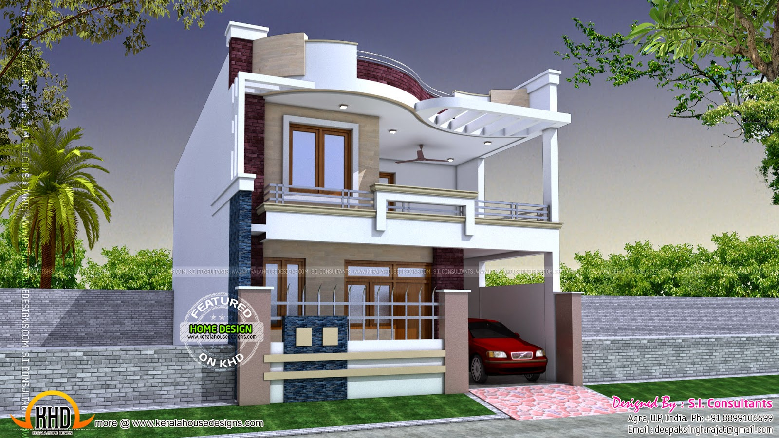 Inspirational Modern Indian Home Design Interior Floor Plans Designbup - Dma Homes with regard to Indian Home Elevation Design Photo Gallery