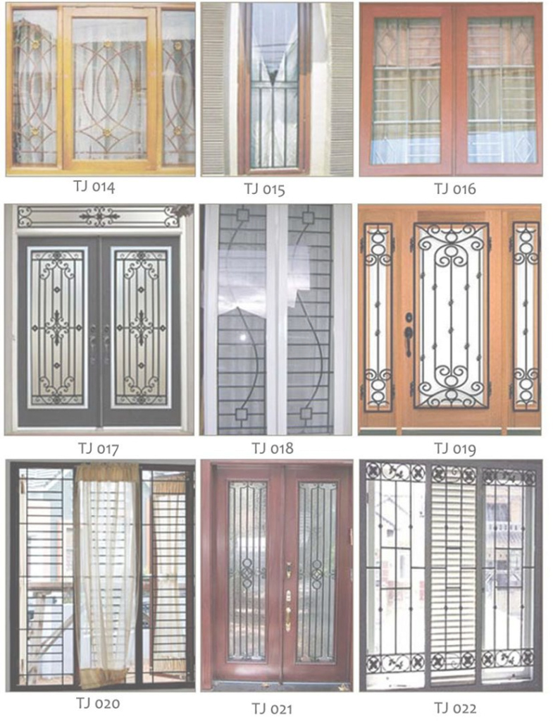 Inspirational Modern Window Design New Home House Surprising Grill Designs For regarding Grill Design For Window