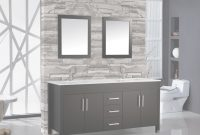 "Inspirational Mtd Vanities Monaco 63"" Double Sink Bathroom Vanity Set, Espresso throughout Two Sink Bathroom Vanity"