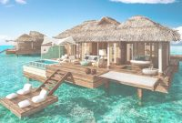Inspirational New Overwater Bungalows In Jamaica Are What Dreams Are Made Of – Youtube with Hawaii Overwater Bungalows