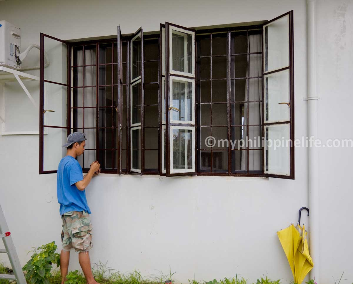 Inspirational our philippine house project windows my philippine life window inside review window design philippines