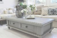 Inspirational Painting Coffee Tables Ideas Grey - Painted Coffee Tables Ideas For throughout Coffee Table Paint Ideas