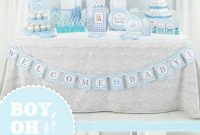 Inspirational Pinmelissa Mallma Jimenez On Baby Shower De Niño | Pinterest within Unique Decoracion De Baby Shower De Niño