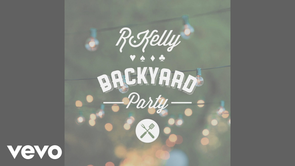 Inspirational R. Kelly - Backyard Party (Audio) - Youtube pertaining to Review Backyard Party