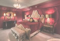 Inspirational Rich Red Master Bedroom With Upholstered Bed | Hgtv pertaining to Awesome Red Master Bedroom