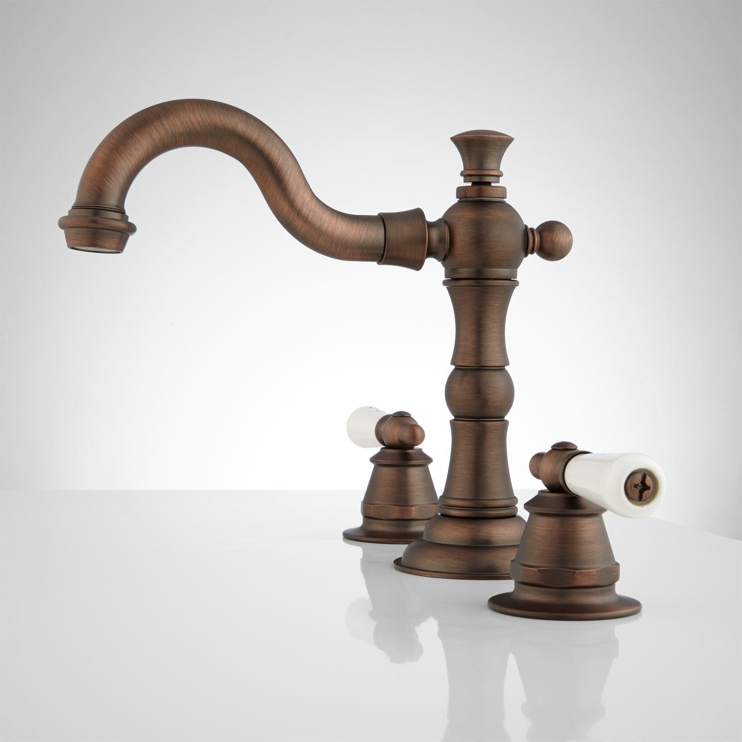 Inspirational Roseanna Widespread Bathroom Faucet - Small Porcelain Lever Handles for Elegant Bathroom Faucet Oil Rubbed Bronze