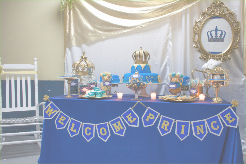 Inspirational Royal Prince Themed Baby Shower Decorations Beautiful Wel E Royal pertaining to Lovely Prince Themed Baby Shower Decorations
