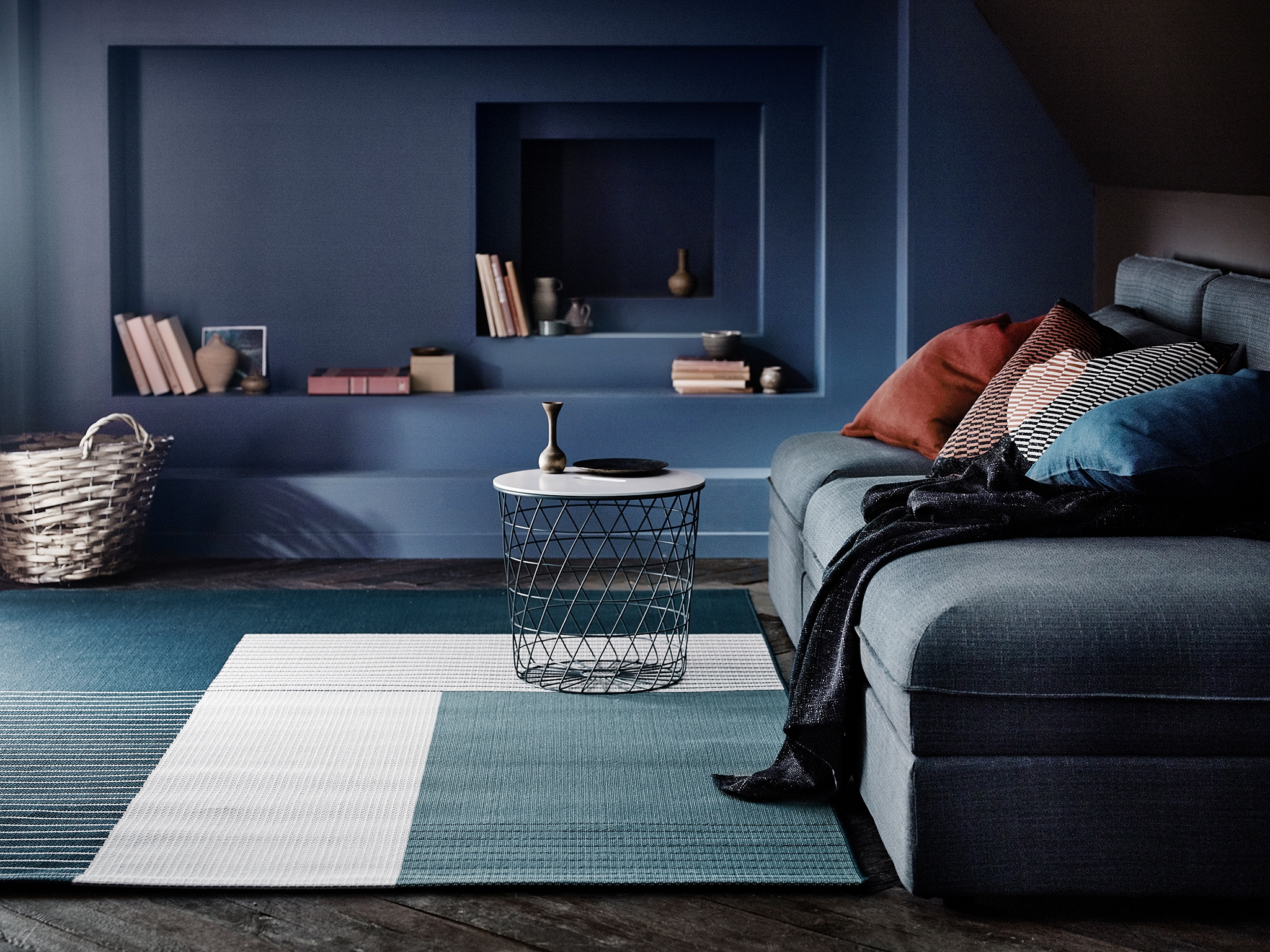 Inspirational Rugs | Buy Rugs Online | Ikea throughout Grey Living Room Rug