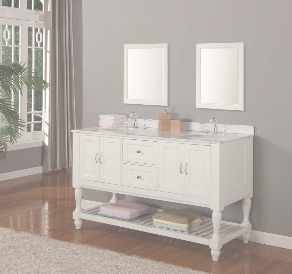 Inspirational Security 70 Inch Double Sink Bathroom Vanity Ackley 72 White Finish intended for New 70 Inch Bathroom Vanity