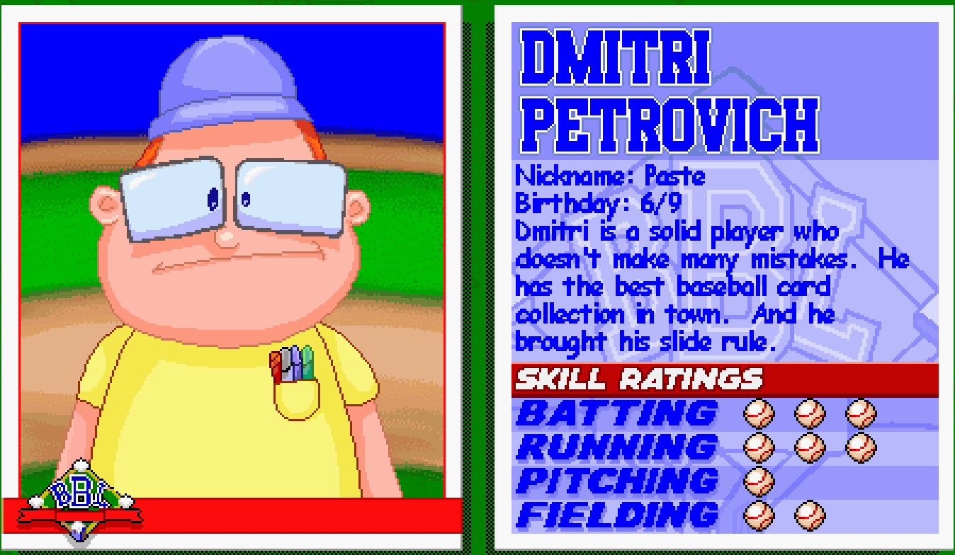 Inspirational The Best Backyard Baseball Players – Kevin Maggiore – Medium pertaining to Backyard Sports Characters