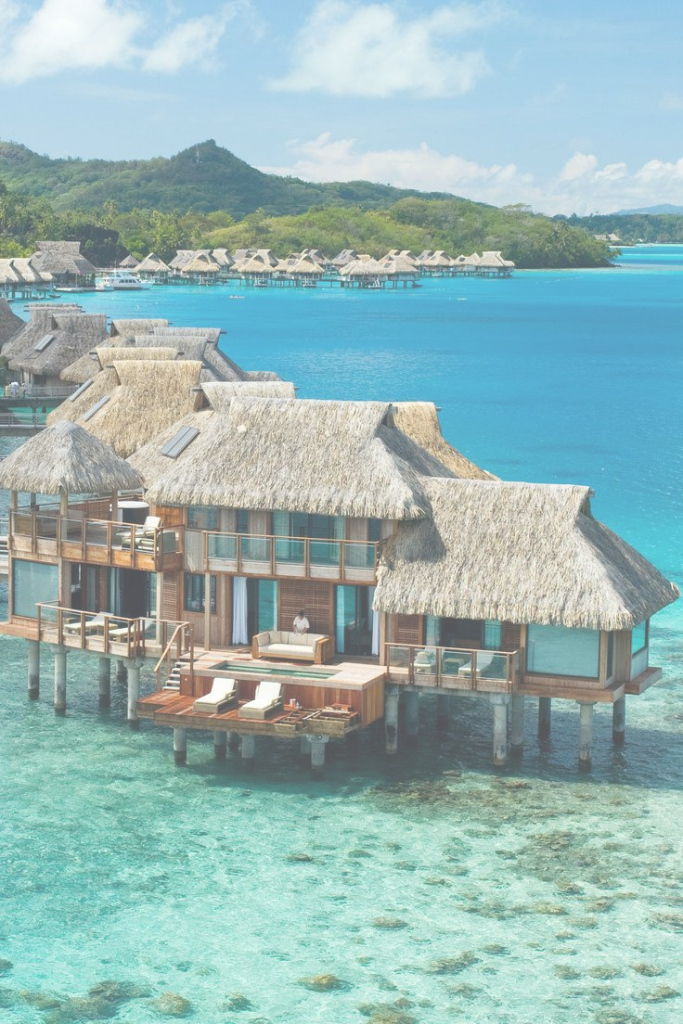 Inspirational The World's Best Overwater Bungalows | Pinterest | Overwater pertaining to High Quality Hawaii Overwater Bungalows