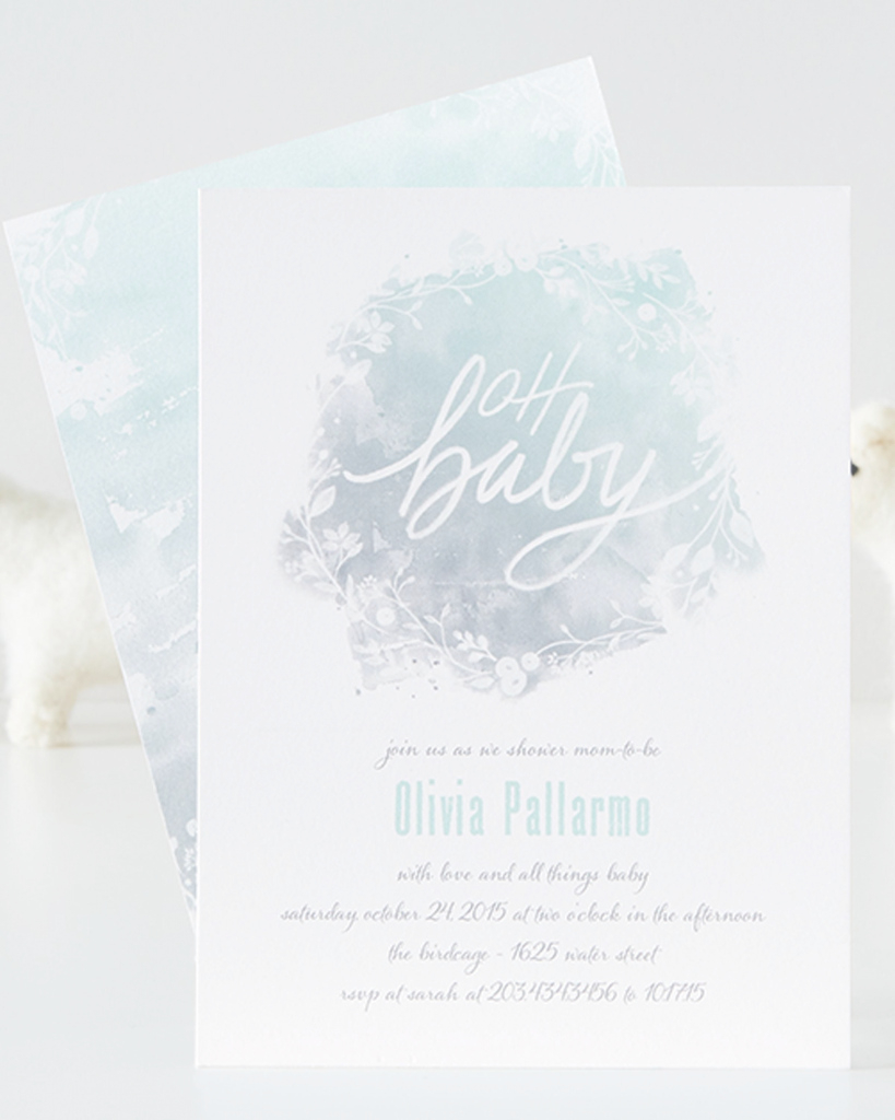 Inspirational Tiny Prints Baby Shower Invitation Tiny Prints Baby Shower Girl Tiny intended for Best of Tiny Prints Baby Shower