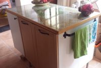 Inspirational Top Kitchen Cabinets Made Into A Kitchen Island – Ikea Hackers in Lovely Ikea Hack Kitchen Island