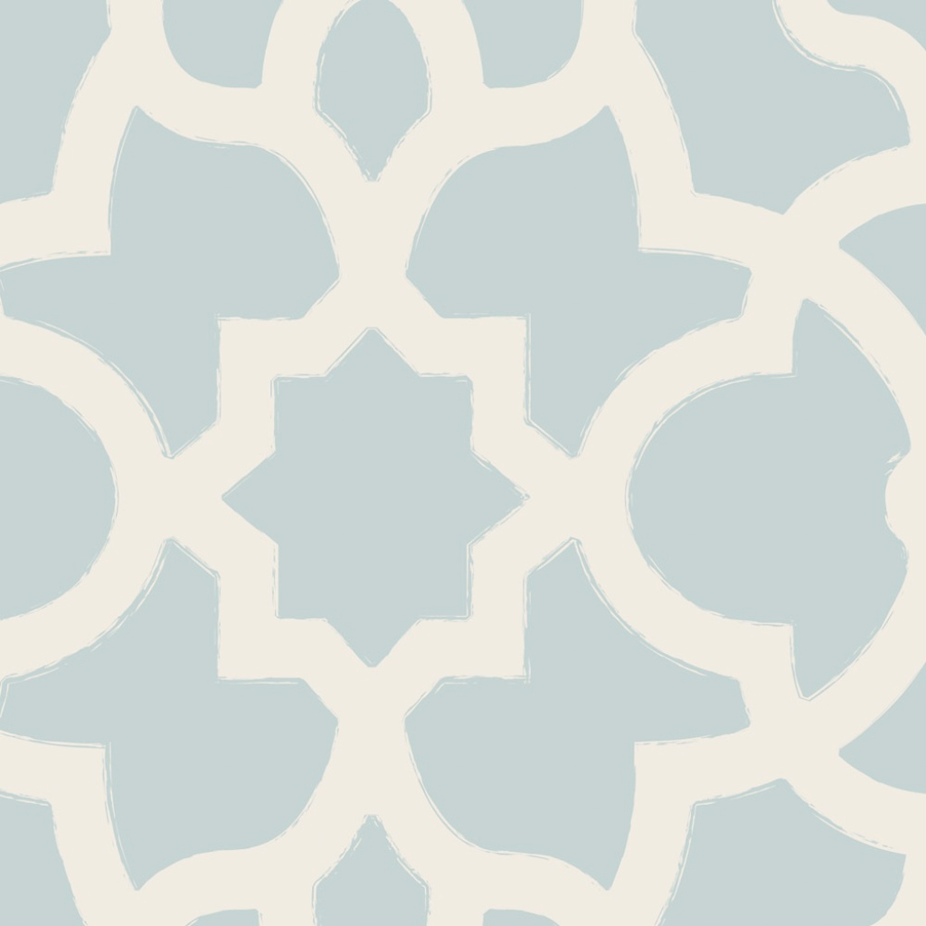 Inspirational Trellis Wallpaper - Dusky Blue - Peel And Stick pertaining to Elegant Dusky Blue