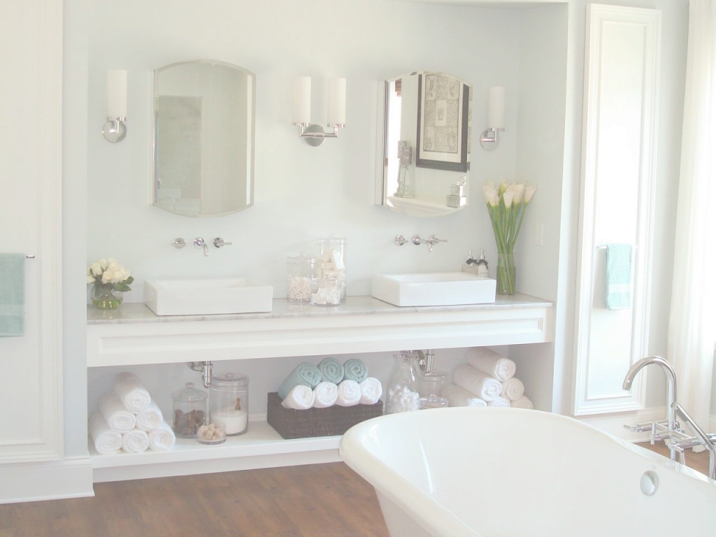 Inspirational Vanity Organizer | Hgtv with Bathroom Counter Storage Ideas