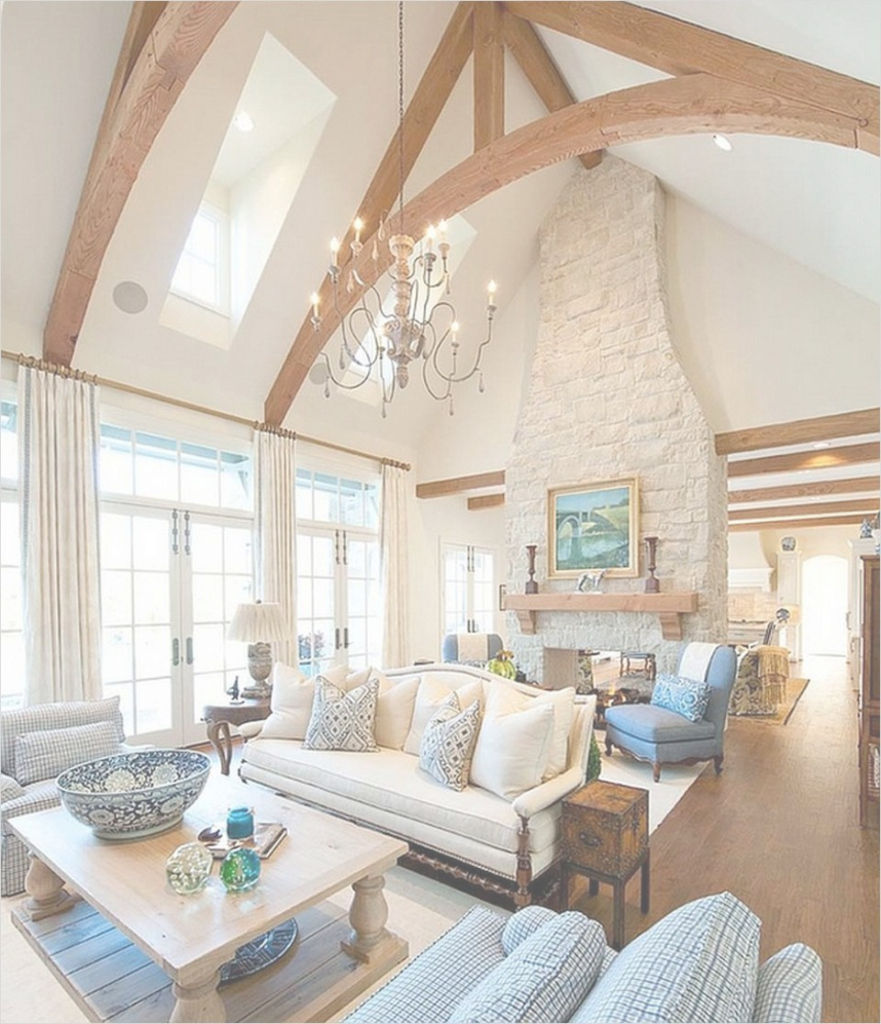 Inspirational Vaulted-Ceiling-Living-Room-Design-Ideas-6 Vaulted Ceiling Living for Vaulted Ceiling Living Room