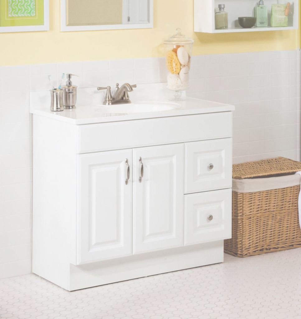 Inspirational White Bathroom Vanity (804) - Diabelcissokho throughout New Small White Bathroom Vanity