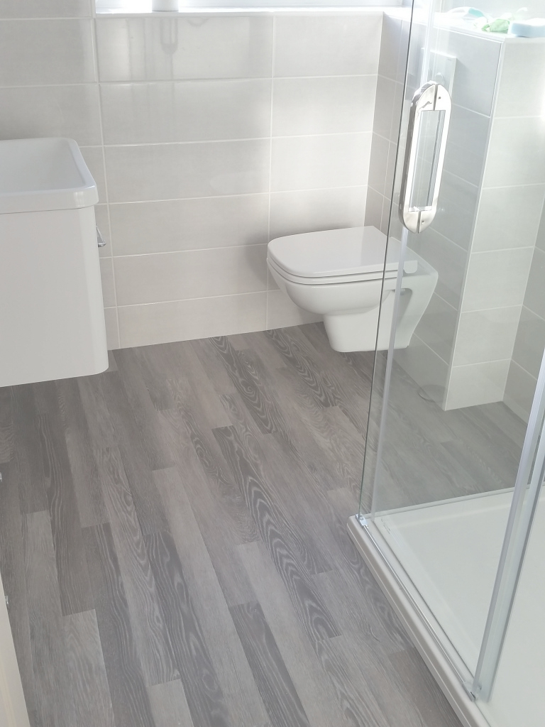 Inspirational Wood Effect Vinyl Bathroom Flooring | Wood Flooring with regard to Lovely Vinyl Bathroom Flooring