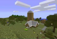 Lovely 1.8 Designs The Farmhouse Base – Discussion – Minecraft: Java in Review Minecraft Farmhouse Design