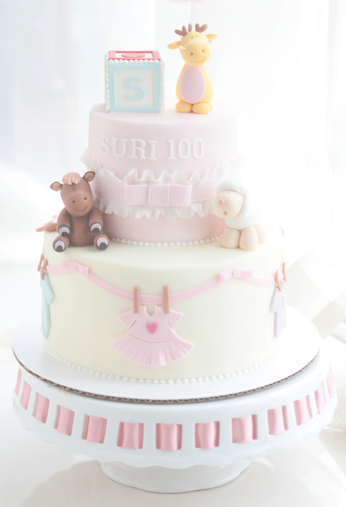 Lovely 20 Deliciosos Y Divertidos Pasteles Para Un Baby Shower pertaining to Fresh Pasteles Para Baby Shower Niña