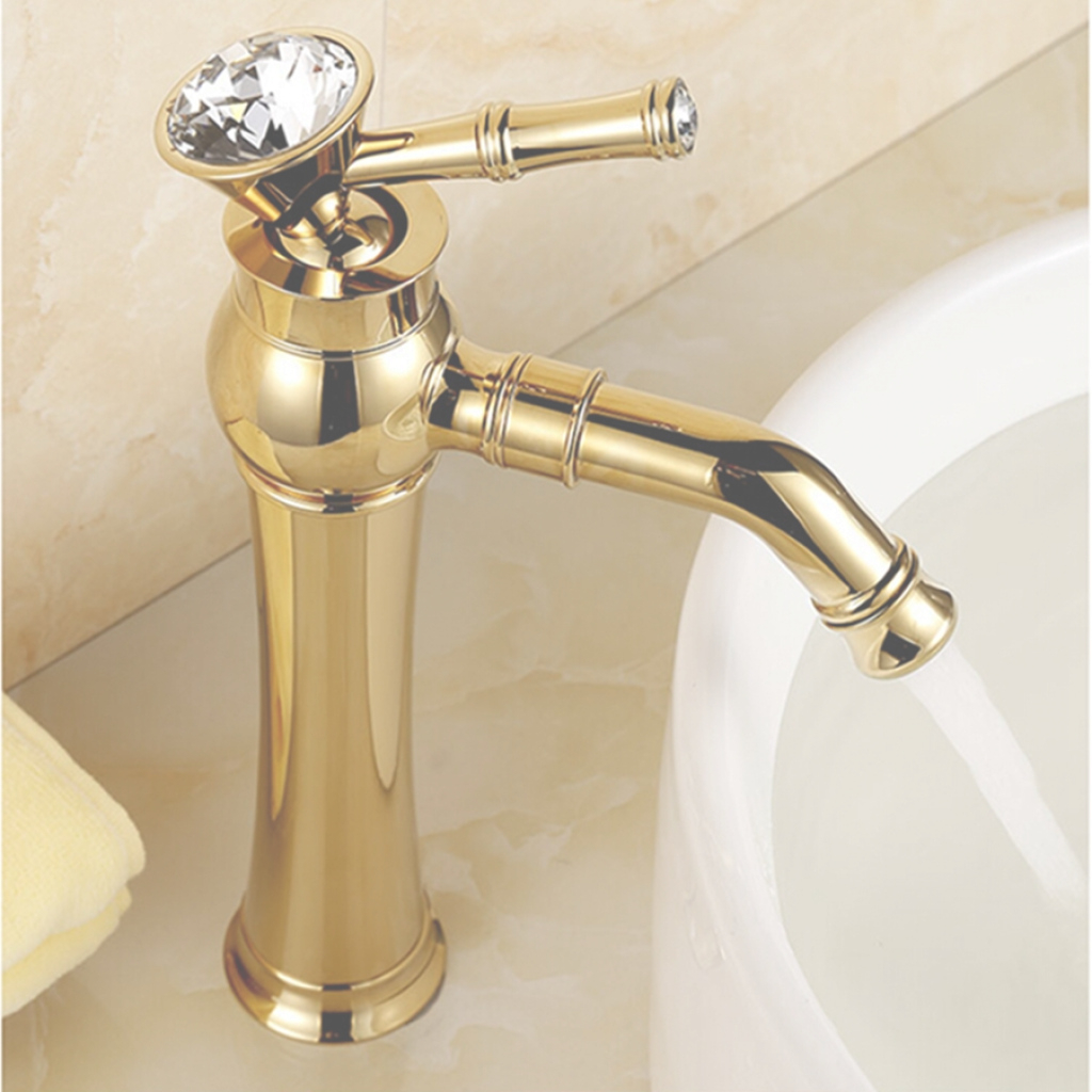 Lovely 2016 Brushed Brass Bathroom Faucet — The Epic Design : Brushed Brass intended for Brushed Brass Bathroom Faucet