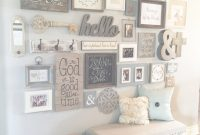 Lovely 23 Rustic Farmhouse Decor Ideas | Pinterest | Wall Ideas, Rustic with regard to Fresh Wall Ideas For Living Room