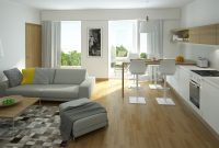 Lovely 4 Furniture Layout Floor Plans For A Small Apartment Living Room in Living Room Arrangement Ideas