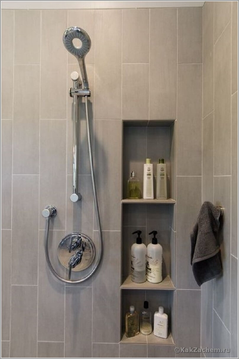 Lovely 44 Best Small Bathroom Storage Ideas And Tips For 2018 pertaining to Bathroom Wall Storage Ideas