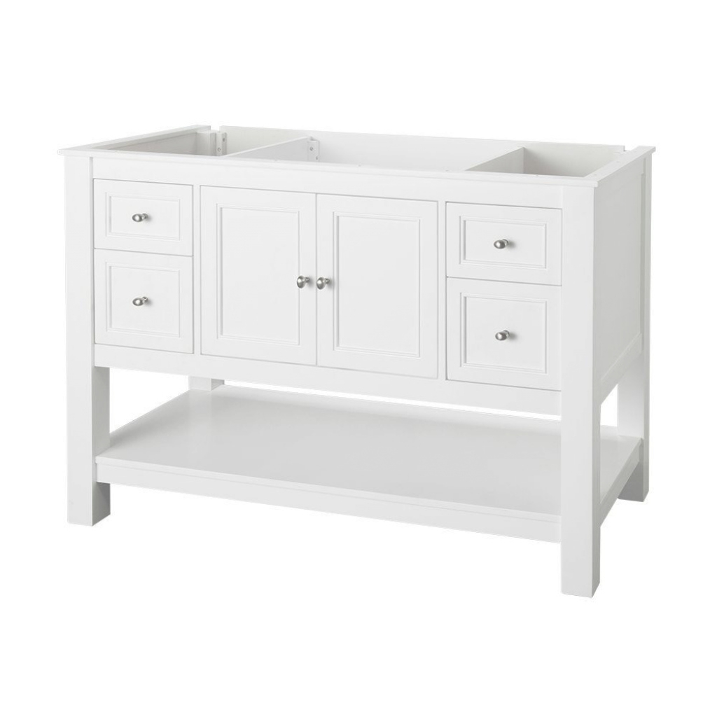 Lovely 48 Bathroom Vanity Without Top - Espan regarding 48 Inch Bathroom Vanity Without Top