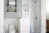 Lovely 54 Gorgeous Farmhouse Master Bathroom Decorating Ideas | Master regarding Master Bathroom Decorating Ideas