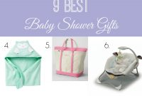 Lovely 9 Best Baby Shower Gifts – The Naughty Mommy for Luxury Useful Baby Shower Gifts