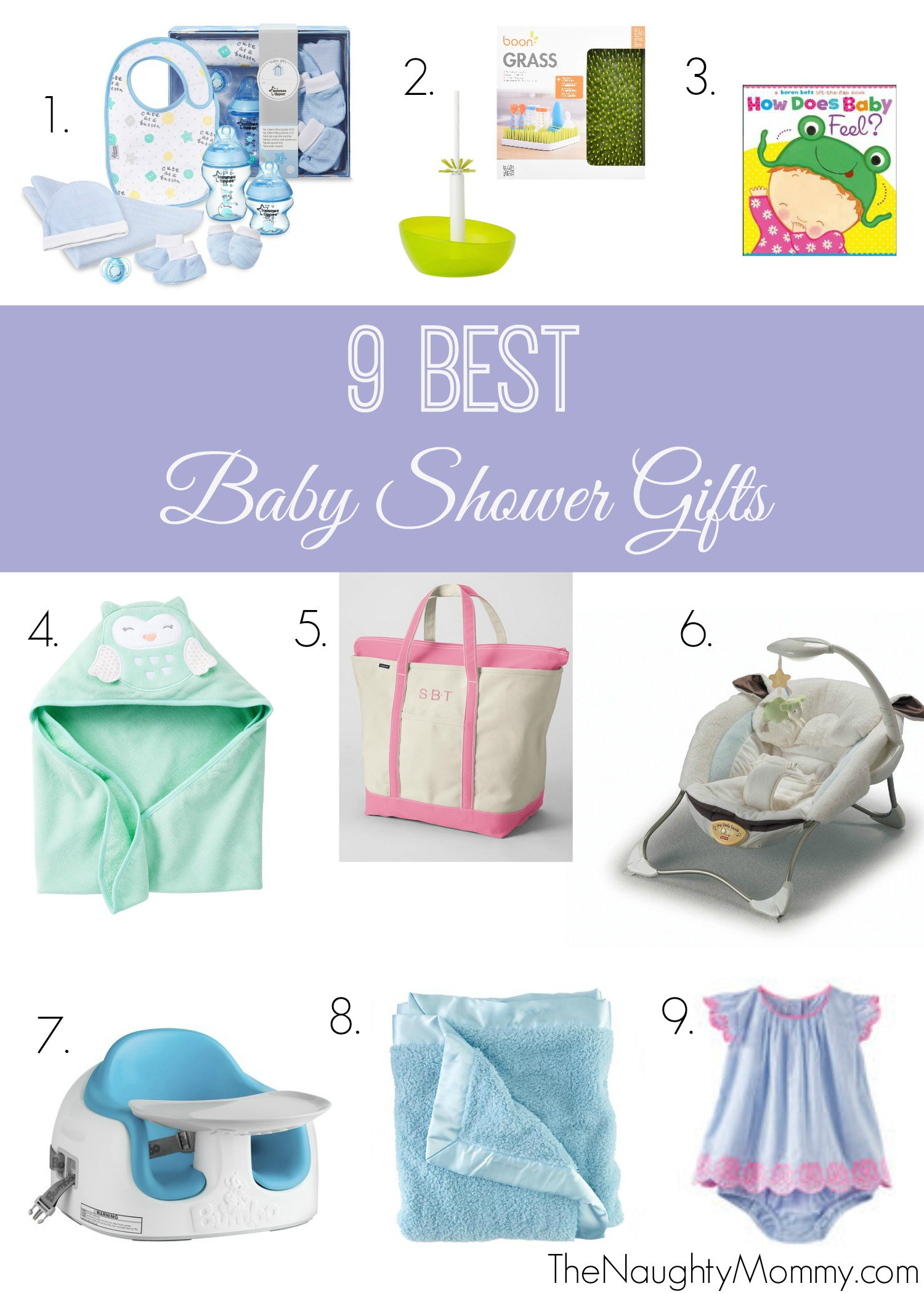 Lovely 9 Best Baby Shower Gifts - The Naughty Mommy for Luxury Useful Baby Shower Gifts