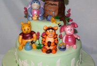 Lovely Amazing Grace Cakes: Winnie The Pooh Baby Shower intended for Unique Winnie The Pooh Baby Shower Cakes