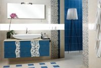 Lovely Appealing Home Designs Blue Bathroom Ideas Oh Jh Pic Of Brown And throughout Blue Bathroom Ideas Uk