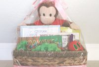 Lovely Baby Shower Gift Basket Of Children's Classic Books. | Baby pertaining to Lovely Pinterest Baby Shower Gifts